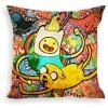 подушка  Adventure Time №2