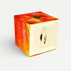 "Куб  ""Яблочко """