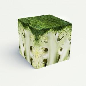 """Куб  """" Брокколи """""""