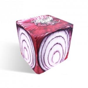 """Куб  """" Красный лук """""""