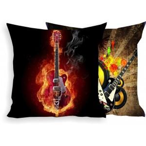 подушка Гитары