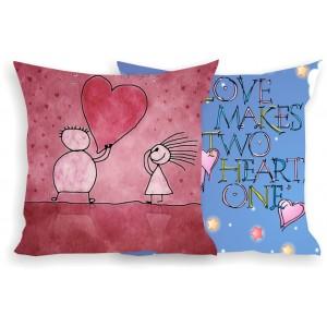 подушка Love Makes