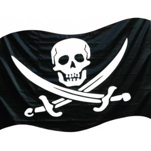флаг Пиратский \ Весёлый Роджер