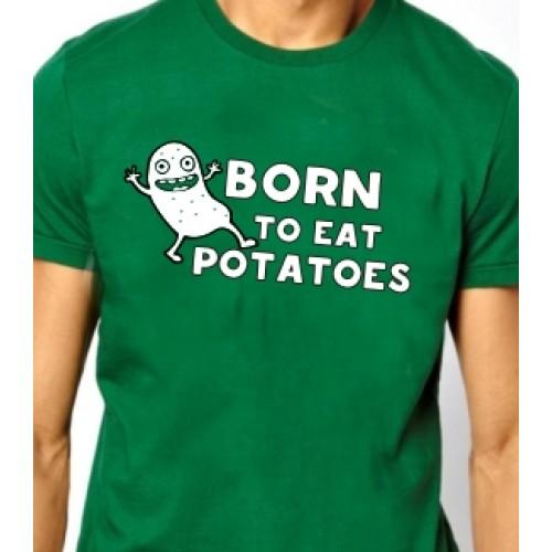 Рожден, чтобы есть картоху