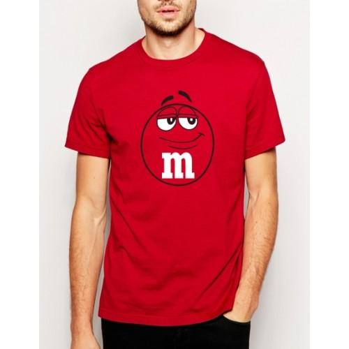 Красный M&M's - sale