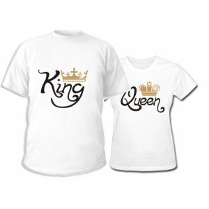 King & Queen  -sale