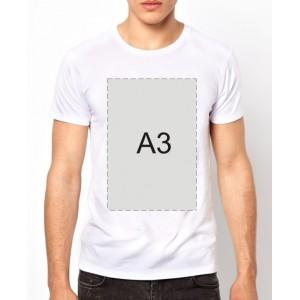 Майка + А4 или А3  прямой печатью