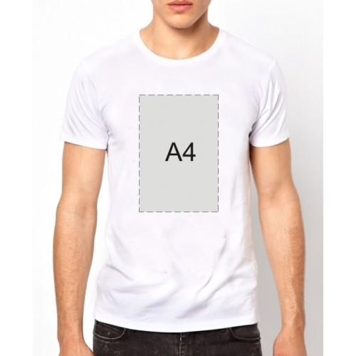 Майка + ваша картинка А4
