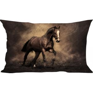 подушка  Run horse