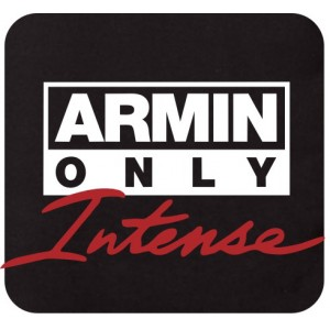 Armin Only Intense Red logo