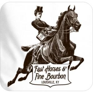 Быстрая лошадь и хороший бурбон