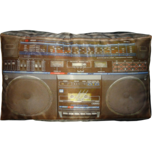 подушка  Советский магнитофон