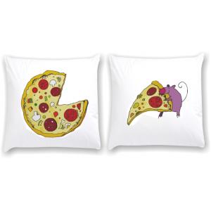 """Парные подушки """"Pizza"""""""