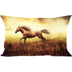 подушка  Бегущая лошадь 2