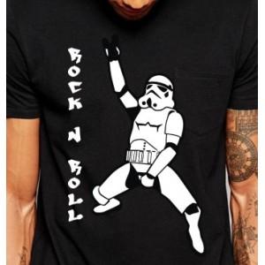 Rock'n'roll trooper