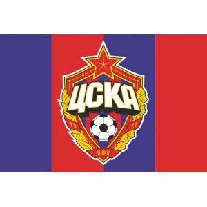 Флаг  ФК ЦСКА