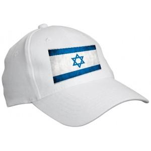 "Кепка ""флаг Израиля"""