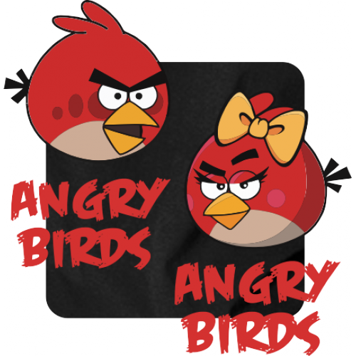 Angry Birds (пара)