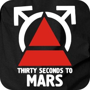 30 seconds to mars №2 / 30 секунд до марса - logo