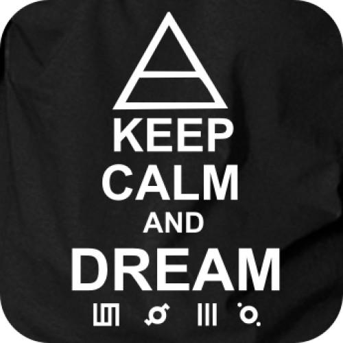 Keep calm 30 seconds to mars/30 секунд до марса