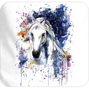 Аkvarel horse 2