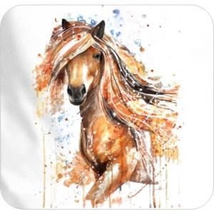 Аkvarel horse
