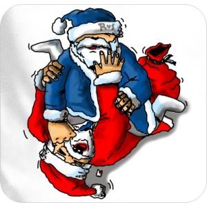 Дед Мороз против Санты