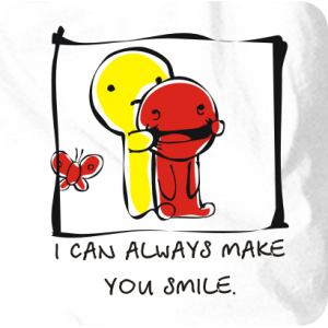 i can... Smile