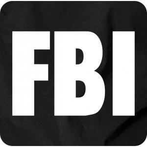 Майка (футболка) FBI/ФБР