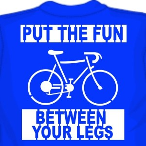 Put the fun between your legs 2