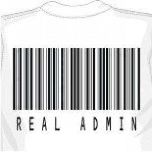 Real admin