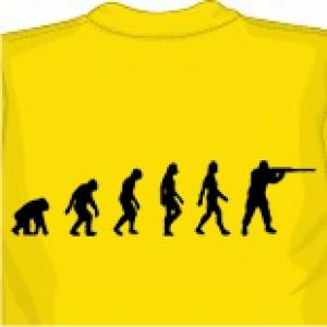 Эволюция охотника