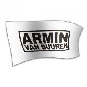 Флаг Armin Van Buuren