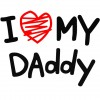 "Кружка ""I Love my Daddy"""