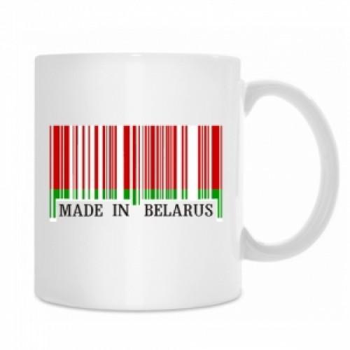 "Кружка ""Made in Belarus"""