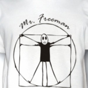 майка mr. Freeman