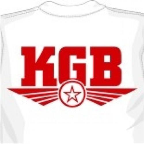 майка KGB \ КГБ